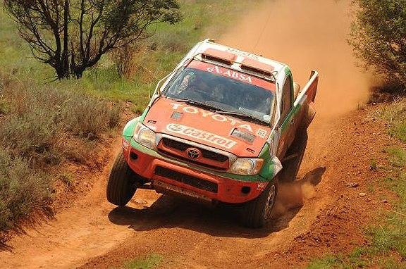 Adenco 400 Rally