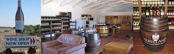 Vyge Valley Wine Shop